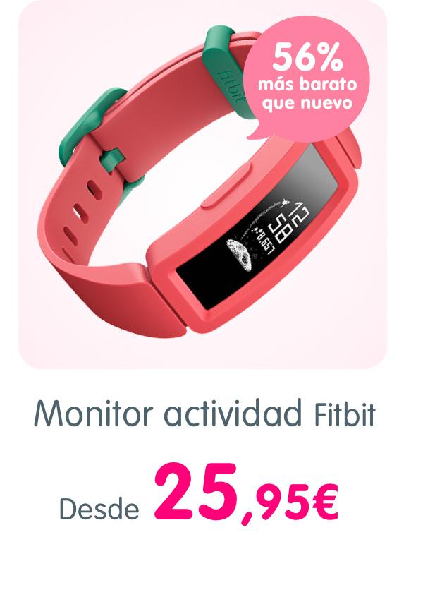 Monitor actividad Fitbit