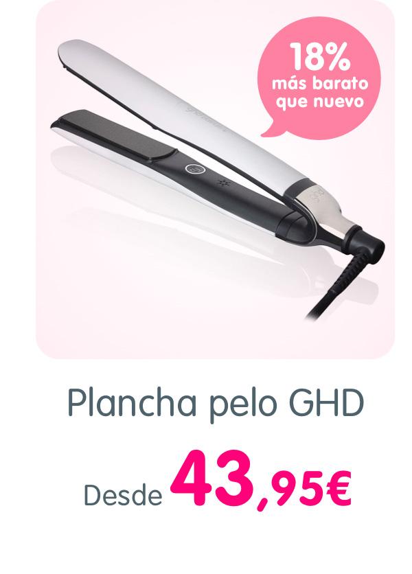 Plancha de pelo GHD